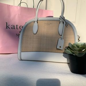 Kate Spade large dome straw
